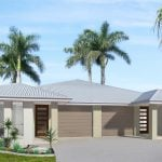 Lot 49 Mill Road Caboolture - Huntigdale 4+4 duplex - Metro - 11.11.19 - Horizon[6684]